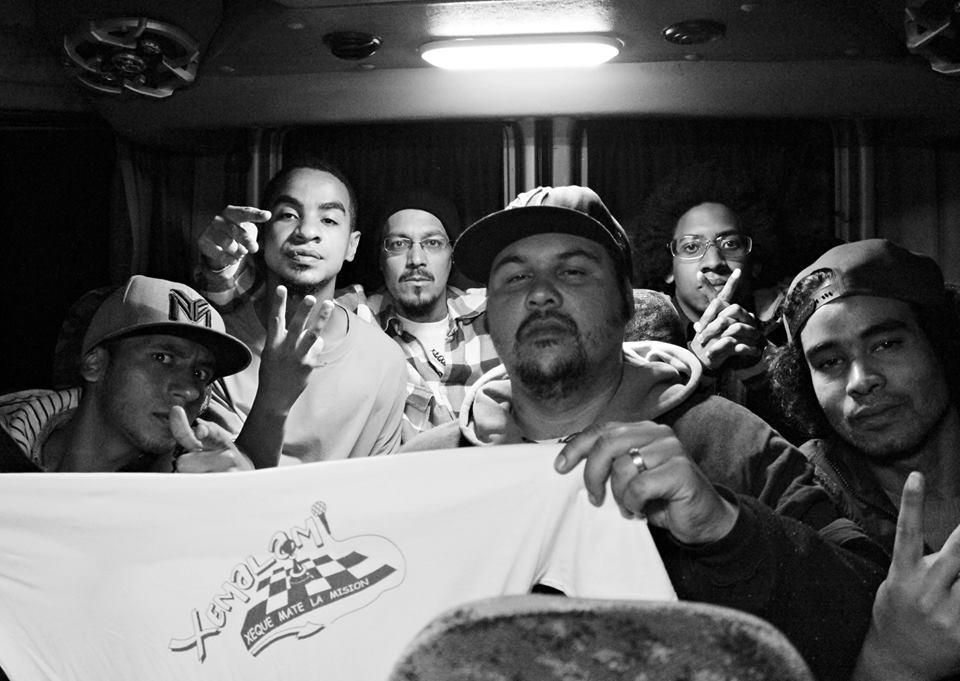O hip hop se reinventa no Extremo Sul