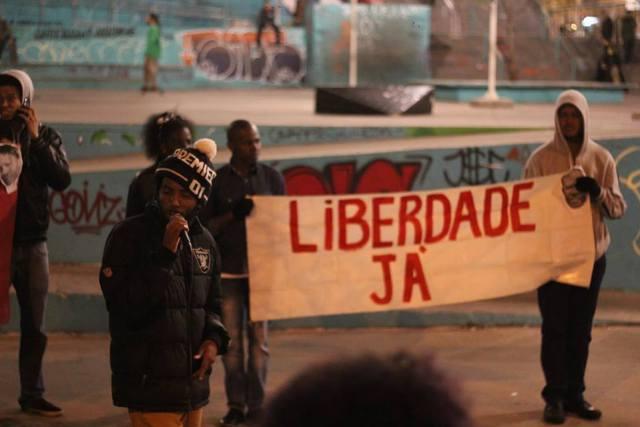 Foto: Muxima na Diáspora