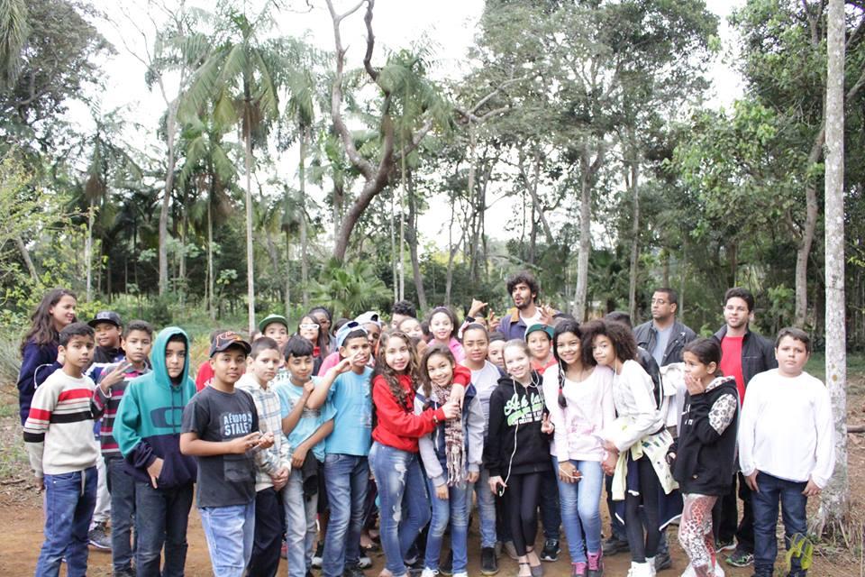 Escola na Ilha do Bororé recebe inscrições para mostra cultural