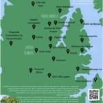 Mapa de espaços culturais para imprimir