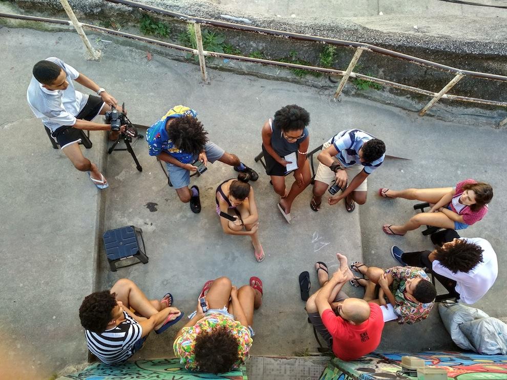Escambos periféricos: do Extremo Sul de SP ao Complexo do Alemão, no Rio