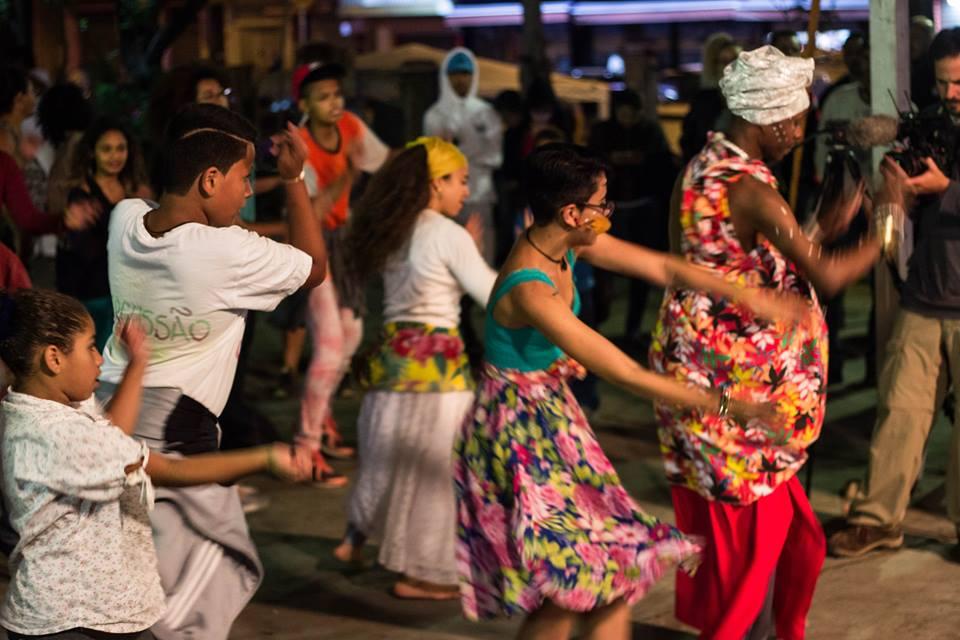 Primeiro Panelafro do ano na Casa de Cultura do M'Boi Mirim