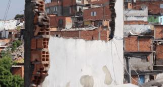 Alto da Alegria: remoções de favela com mais de 40 anos de ocupação (Foto: Thiago Borges/Periferia em Movimento)