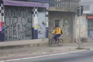 Estrada do Colônia, Parelheiros (Foto: Matheus Oliveira/Periferia em Movimento)