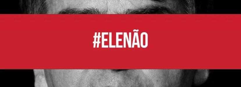 605f017ff08b7  EleNão  Se fere minha existência, serei resistência Mobilizados de forma  autônoma, manifestantes realizam ato nesta quinta-feira (11 10) contra a ...