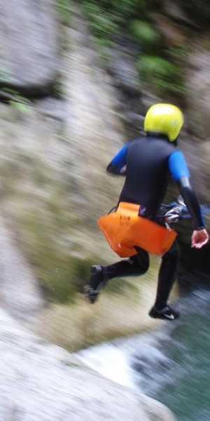 Canyoning en vallée d'Ossau