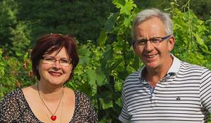 Hervé et Nicole Maury, un couple de passionnés