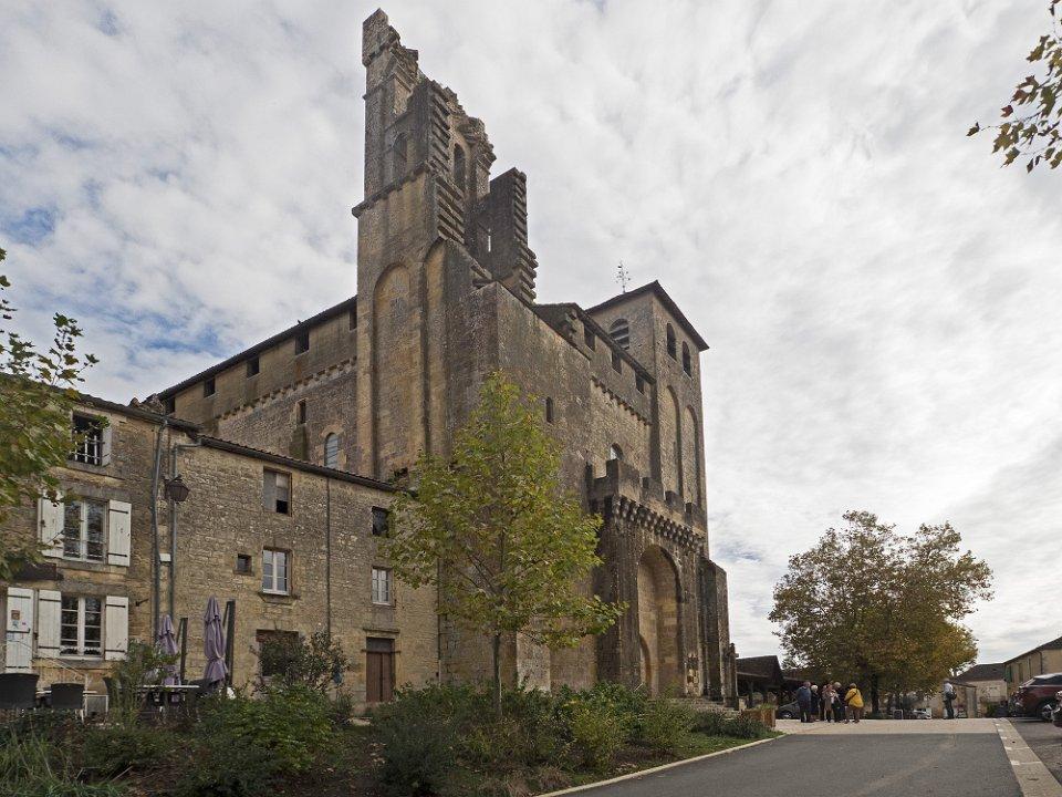 Eglise de Saint-Avit Sénieur