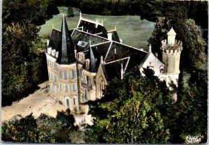 Le château de Cavalerie dans les années soixante.