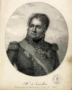 Portrait de Pierre-Joseph Chapelle de Jumilhac