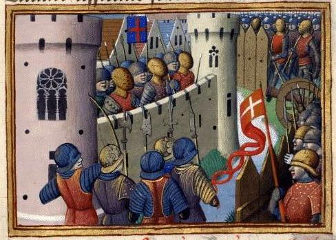 Vigiles de Charles VII, Paris, France, XV°siècle -