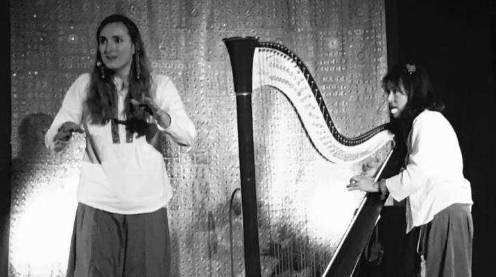 Contes au vent d'hier - Justine Devin & Magali Zsigmond 01