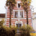 Une maison dans le quartier du Toulon