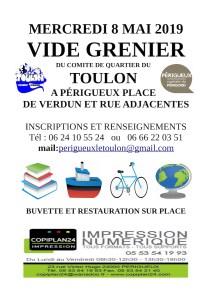 Vide-Grenier annuel @ Périgueux | Nouvelle-Aquitaine | France