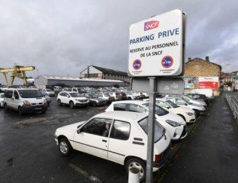 Parking SNCF Quartier du Toulon