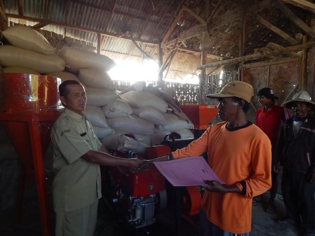 Pengadaan Alat Penepungan Ikan Tahun Anggaran 2014