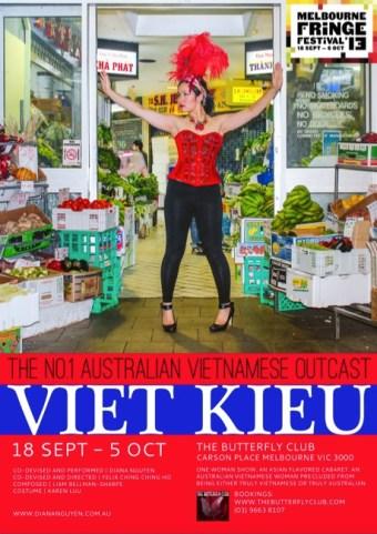 Viet Kieu Poster Butterfly Club