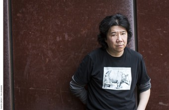 Director Meng Jinghui, photo by Pia Johnson