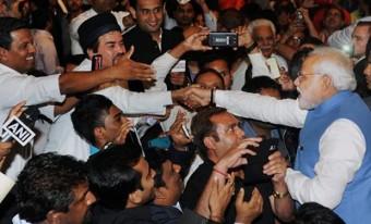 Modi at Sydney's Allphones Arena
