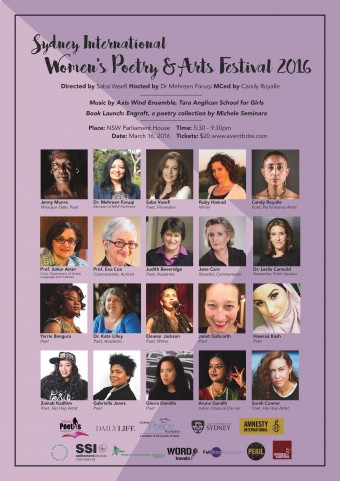 Sydney International Women's Poetry Festival