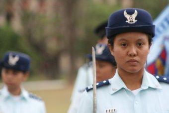 Angela ROTC 1Cl
