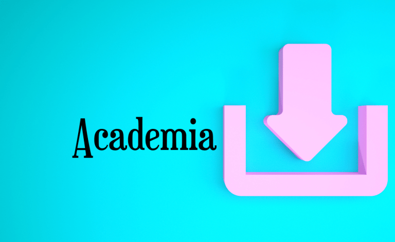 cara download academia tanpa daftar