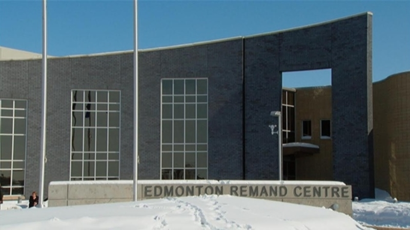 Hunger Strike at Edmonton Remand Centre, Alberta, Canada