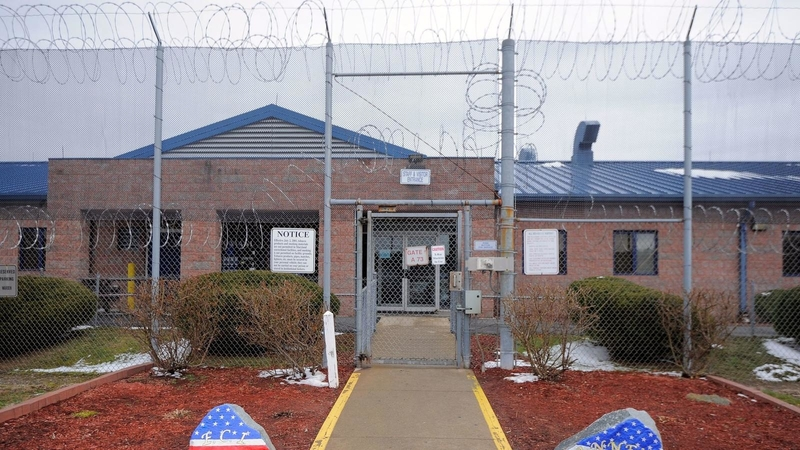 Protest at Eastern Correctional Institute, Maryland
