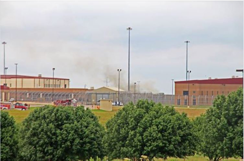 Uprising at El Dorado Correctional Facility, Kansas