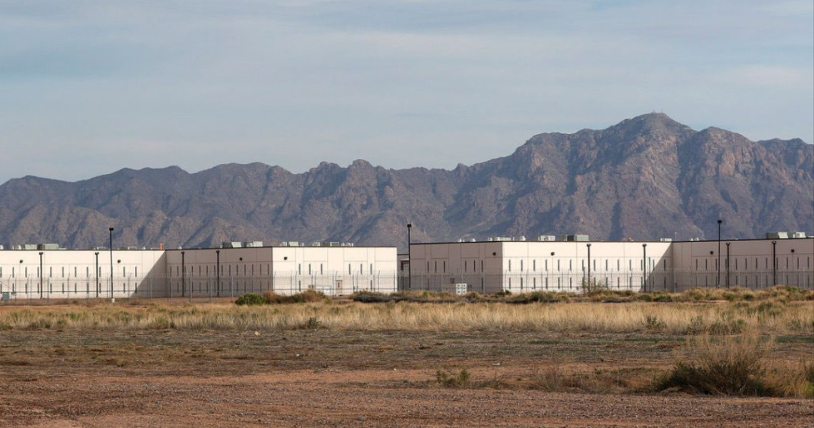 2018 National Prison Strike: Saguaro Correctional Center, Eloy, Arizona