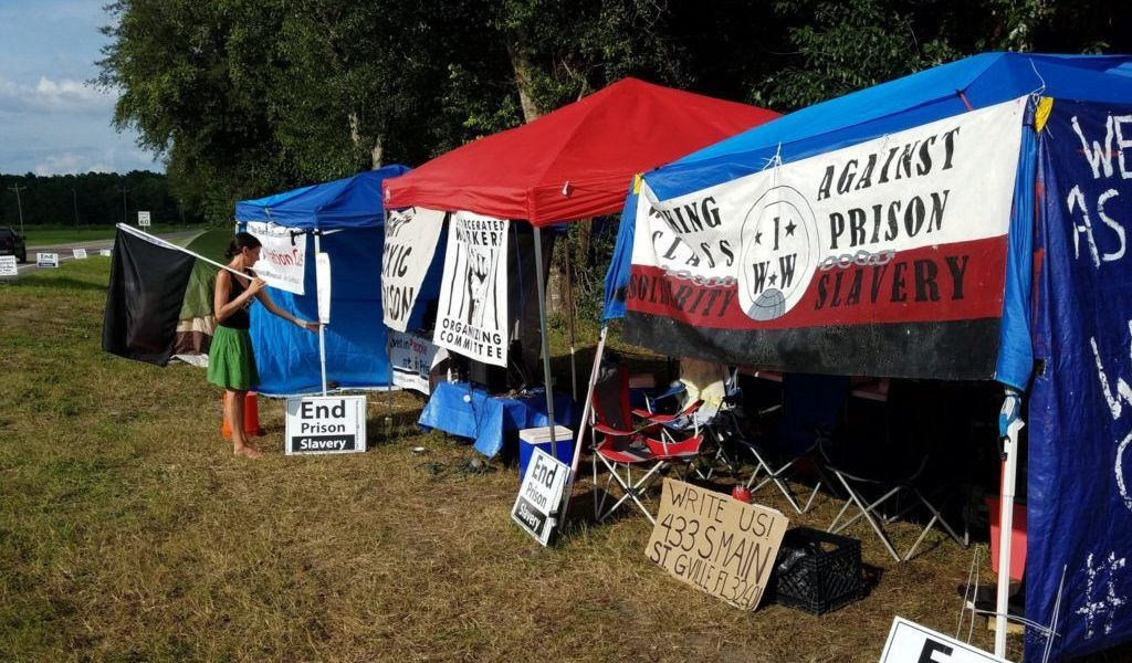 2018 National Prison Strike: Florida