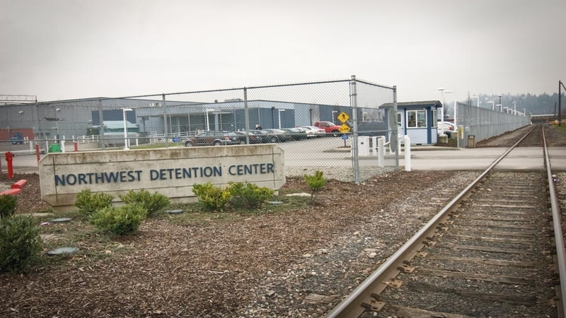 Hunger Strike at Northwest Detention Center, Washington