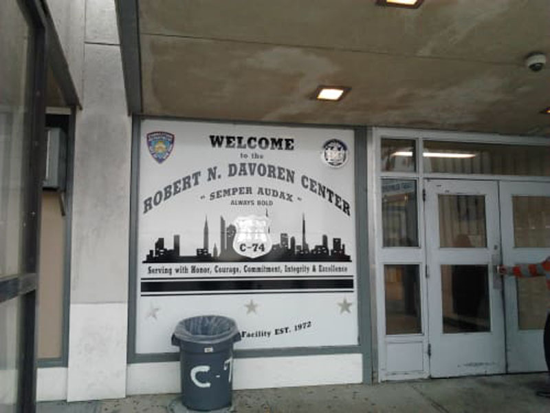 Uprising at Robert N. Davoren Complex, Rikers Island, New York