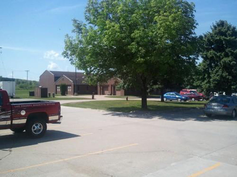Uprising at Lee County Juvenile Detention Center, Iowa