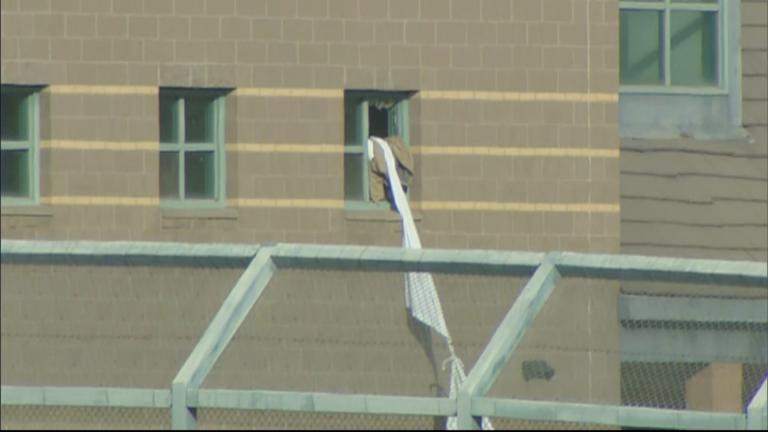 Escape at Lookout Mountain Youth Services Center, Colorado