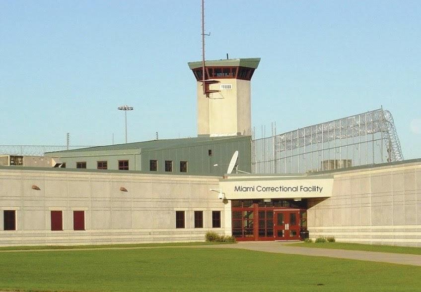 Fire at Miami Correctional Facility, Indiana