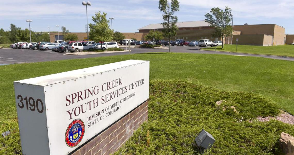 Disturbance at Spring Creek Youth Services Center, Colorado