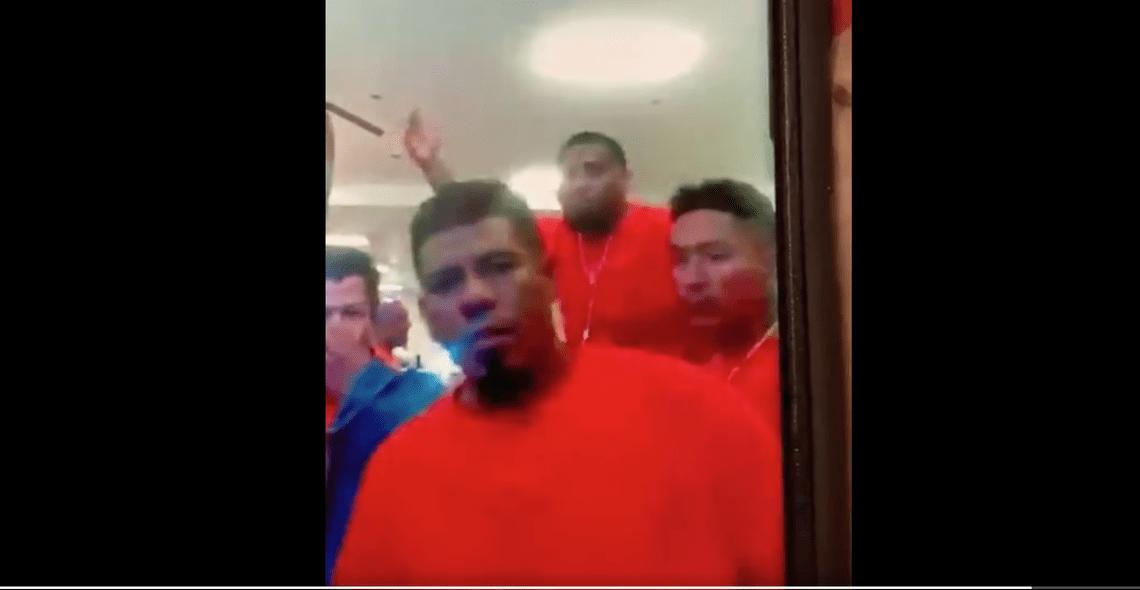 Uprising at Krome Detention Center, Florida