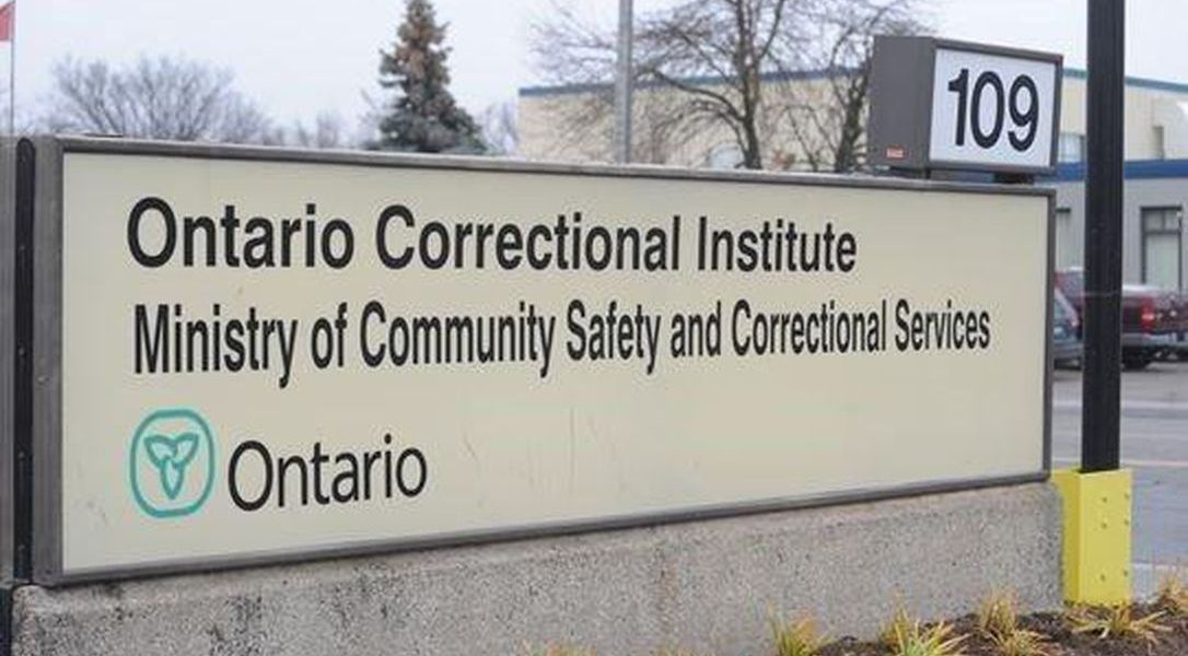 Food Strike at Ontario Correctional Institute in Response to COVID-19 Outbreak