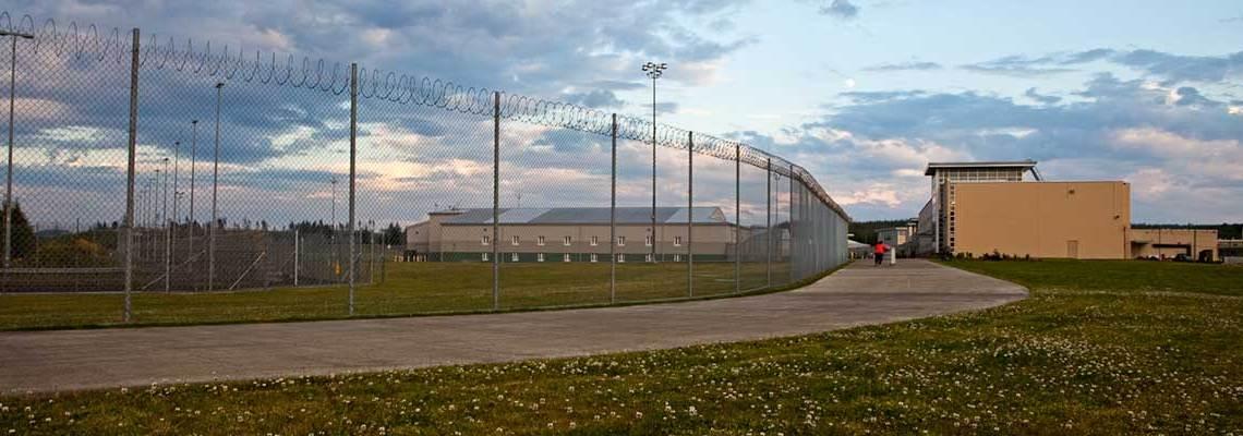 Large Disturbance at Stafford Creek Corrections Center, Washington