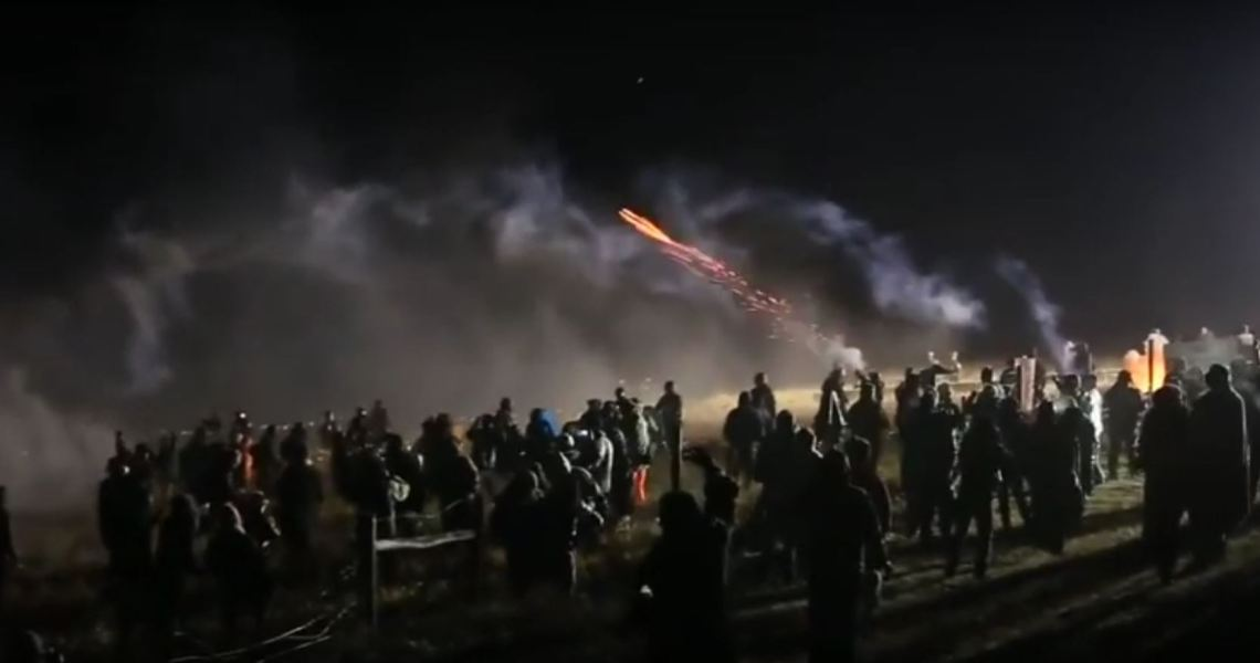 Defending Standing Rock, Combating State Repression: An Interview with Lauren Regan