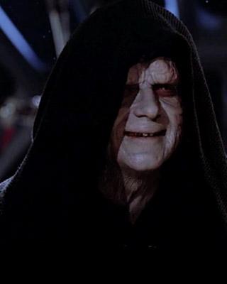 Emperor Palpatine Laugh : emperor, palpatine, laugh, Perils, Pitfalls