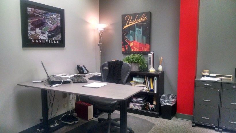 After: General Manager's Office