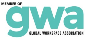 Our Nashville office space is a proud member of the Global Workspace Association.