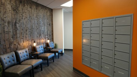3LS WorkSpaces Goodlettsville Reception - Mailboxes