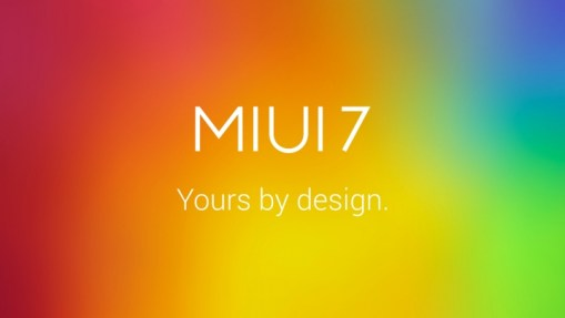 MIUI 7 Latest Update