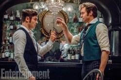 The Greatest Showman (2017) Zac Efron and Hugh Jackman