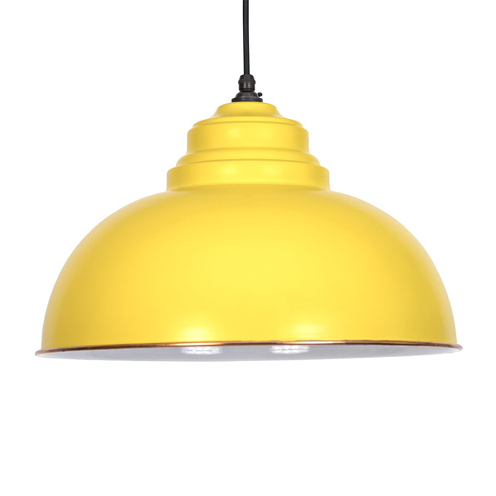 Painted Pendant Lights