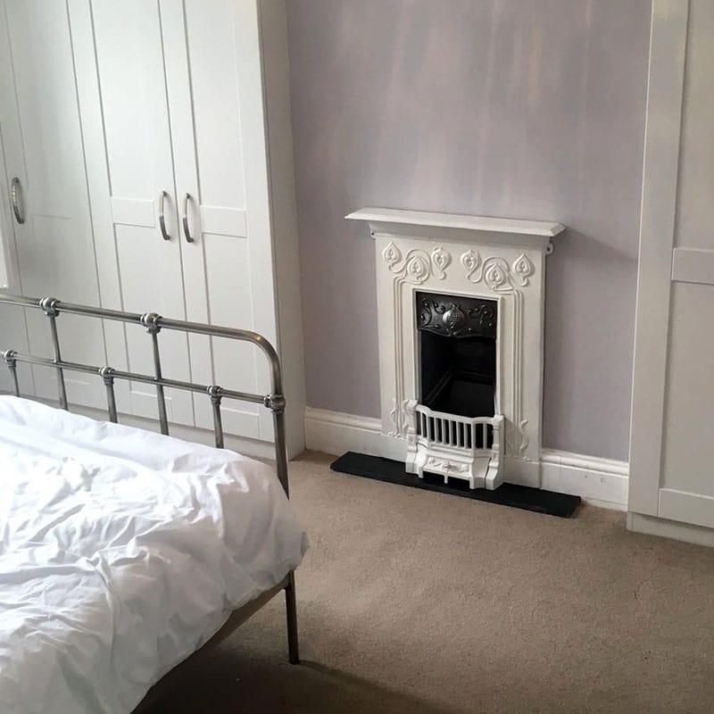 Bedroom Fireplace Design Ideas Decor Advice  Period