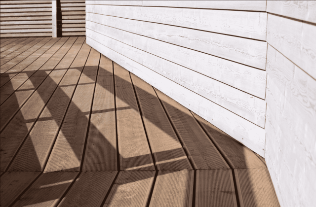 Stains for deck